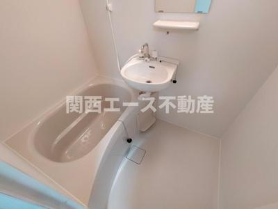 【浴室】メゾン大和枚岡(メゾンダイワヒラオカ)