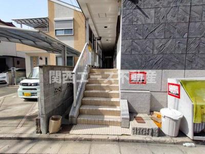 【エントランス】メゾン大和枚岡(メゾンダイワヒラオカ)