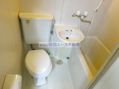 【トイレ】ランドレディ長田