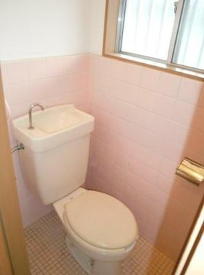 【トイレ】グリーンフラット