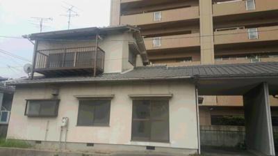 【外観】飯田貸家