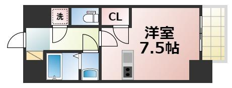 レジュールアッシュOSAKA今里駅前 仲介手数料無料