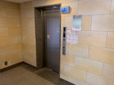 エレベーターです。