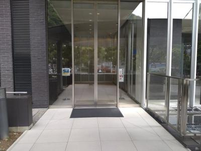 【エントランス】ジークレフ新神戸タワー