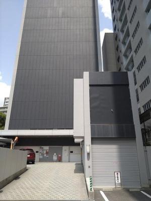 【駐車場】ジークレフ新神戸タワー