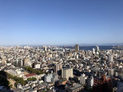 【展望】ジークレフ新神戸タワー