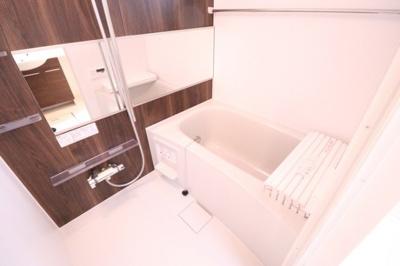 【浴室】プレミール西千葉