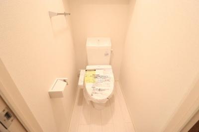 【トイレ】プレミール西千葉