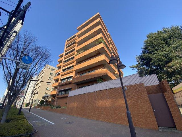 【外観】マンション中野氷川台