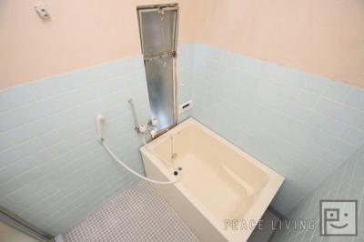 【浴室】津乃峰マンション