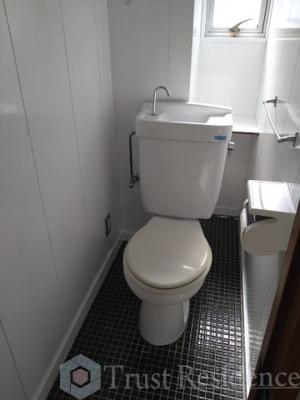 【トイレ】平間ビル