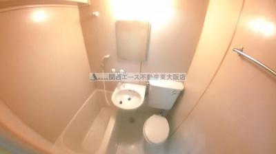【浴室】メビウス永和レジデンス