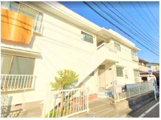 【外観】神奈川県茅ヶ崎市十間坂3丁目の一棟売りアパート