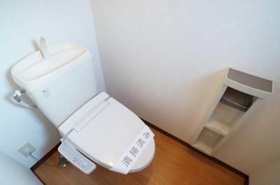 【トイレ】パークハイツ法典N