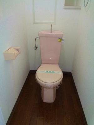 【トイレ】ベルデ至幸