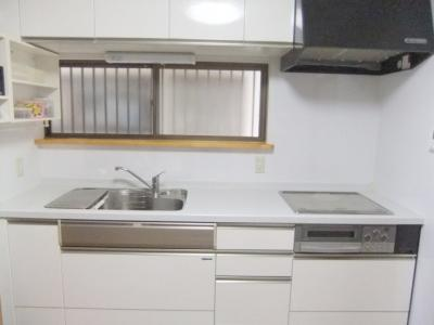 【キッチン】南五葉6丁目 中古戸建