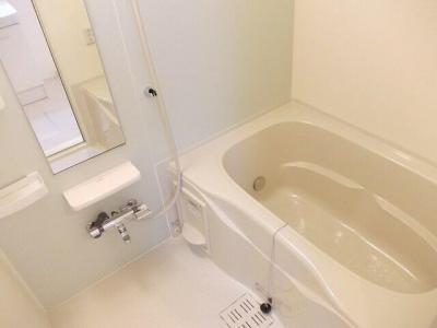【浴室】ナリッシュ ヒルA