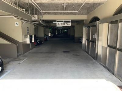 駐車場があります。