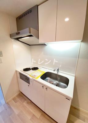 【トイレ】ガリシア新宿ウエスト