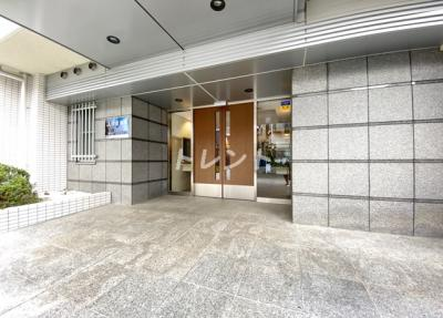 【セキュリティ】ガリシア新宿ウエスト