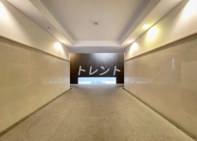 【ロビー】ガリシア新宿ウエスト