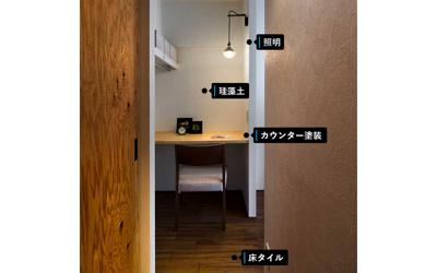 【リノベ施工例】材料費、工事費コミ価格総額246,000円(税別)〜(価格に含みません)