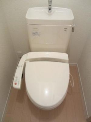 【トイレ】シャーメゾン富堂
