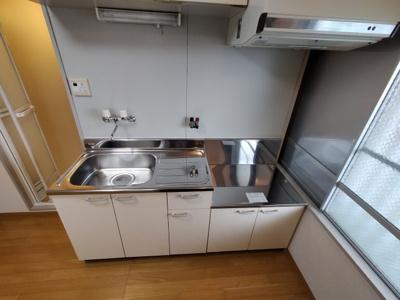 【キッチン】河正コーポ北棟