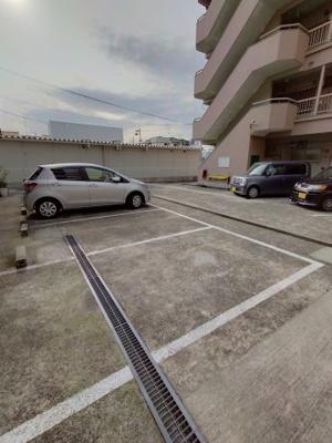 【駐車場】河正コーポ北棟