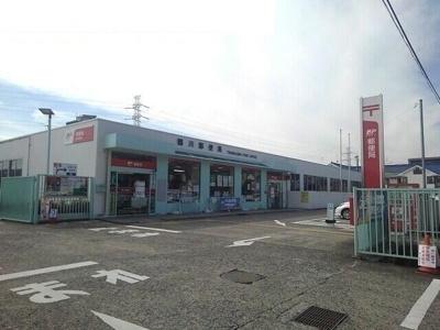 鶴川郵便局まで1600m