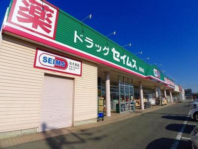 ドラッグセイムス藪塚店まで300m