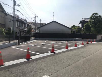 【外観】井原パーキング