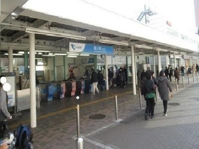鶴川駅まで2200m
