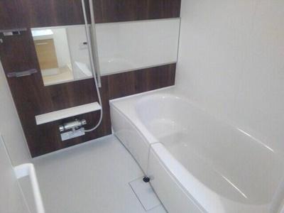 【浴室】ティータウン スリー