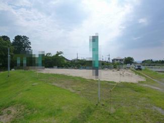 【外観】野洲市近江富士2丁目 売土地
