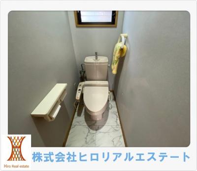 【トイレ】神戸市西区大津和1丁目 中古戸建