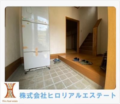 【玄関】神戸市西区大津和1丁目 中古戸建