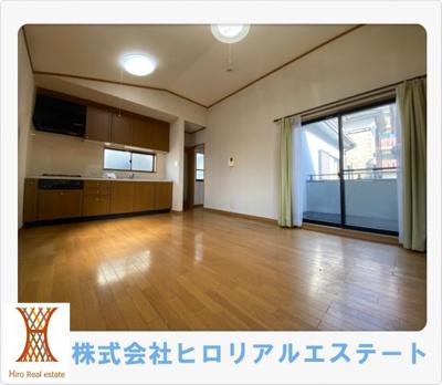 【居間・リビング】神戸市西区大津和1丁目 中古戸建