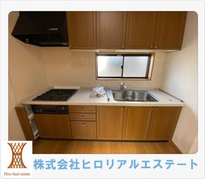 【キッチン】神戸市西区大津和1丁目 中古戸建