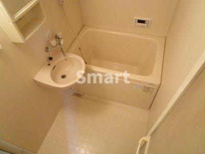 【浴室】ウィスタリア中野