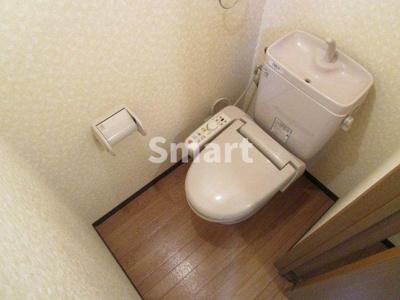 【トイレ】ウィスタリア中野