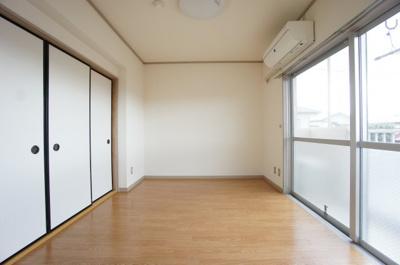 【居間・リビング】左京ハウス