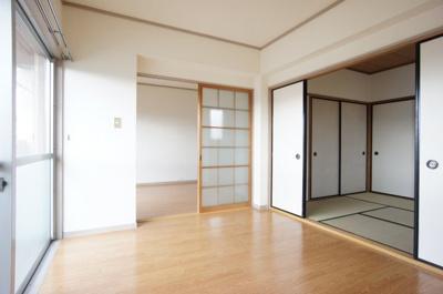 【内装】左京ハウス