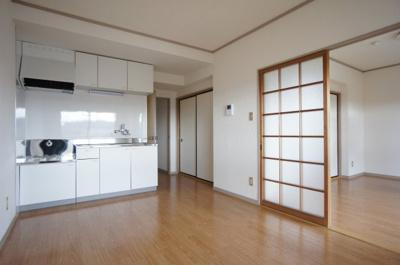 【キッチン】左京ハウス