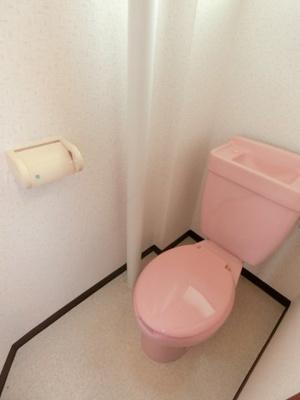 【トイレ】コーポラス睦