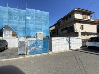 千葉市若葉区小倉台 新築一戸建て 千城台北駅 お車並列3台駐車可能!