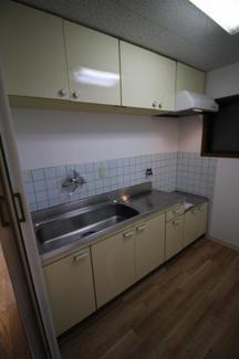 【キッチン】ERCサウスコートビル