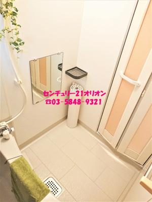 【浴室】メゾンボヌール-1F