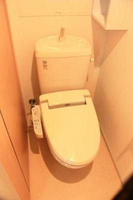 【トイレ】レジデンス穂垣