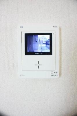 【セキュリティ】レジデンス穂垣